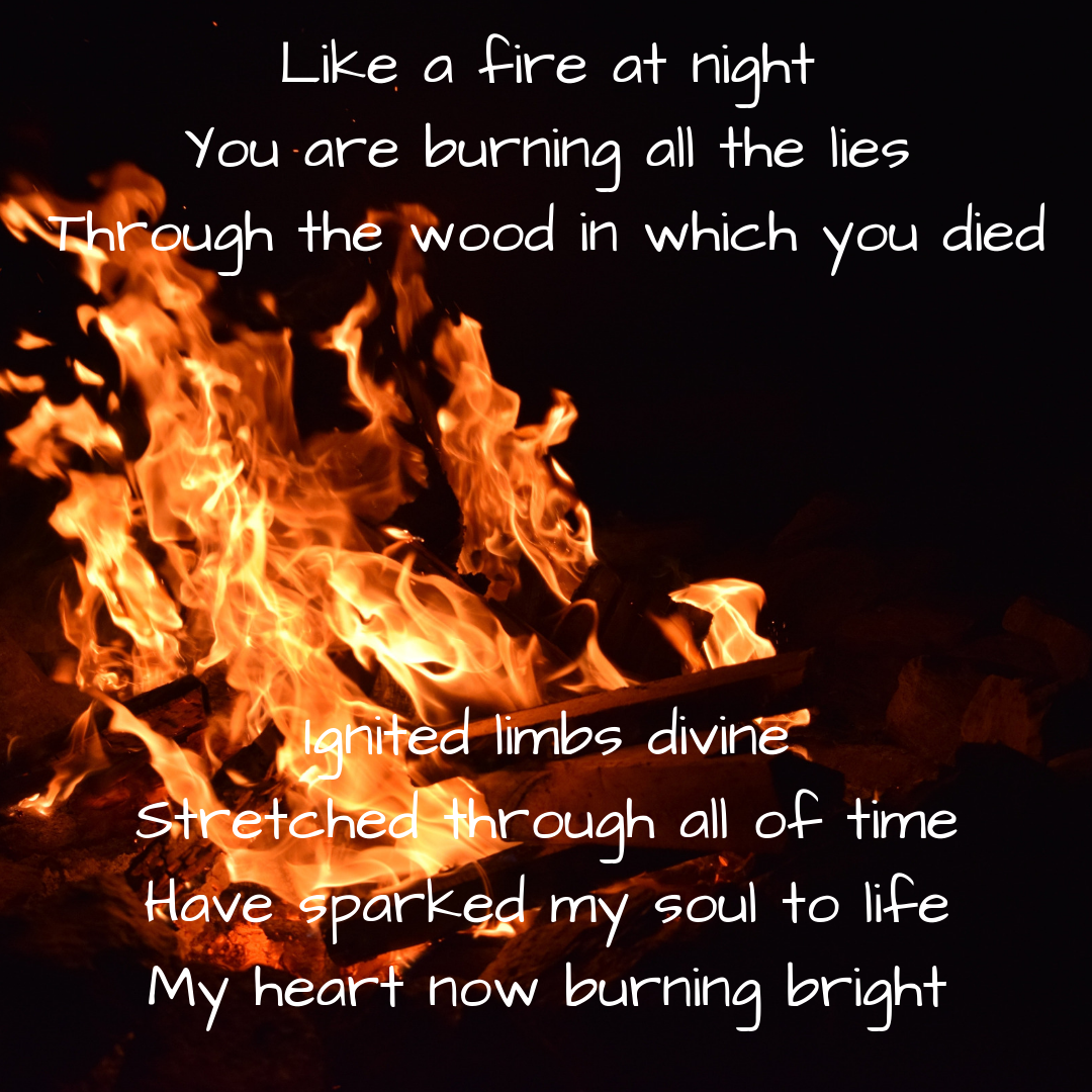 Wherever_ Fire at Night